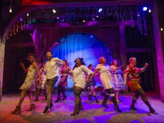 Dancing actors